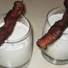 bacon milkshakes